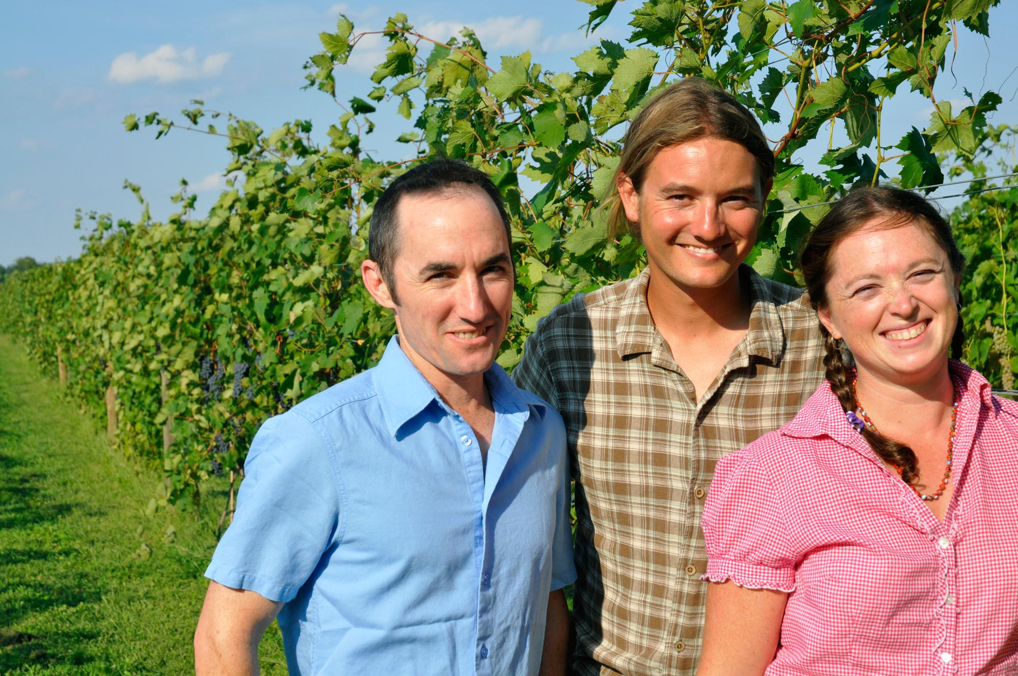 John Levenberg Winery Consultant