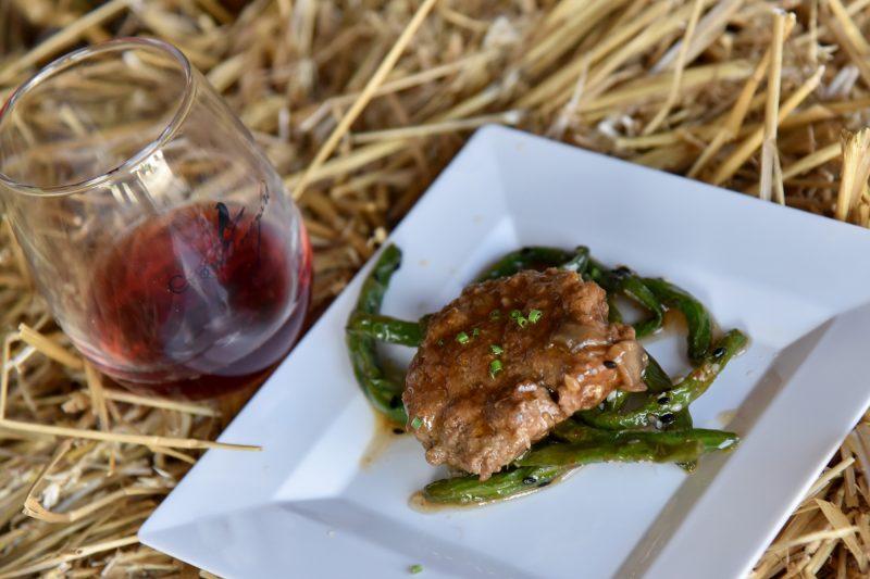 Crow Vineyard & Winery Estate Barbera