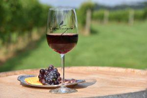 Crow Vineyard & Winery Red
