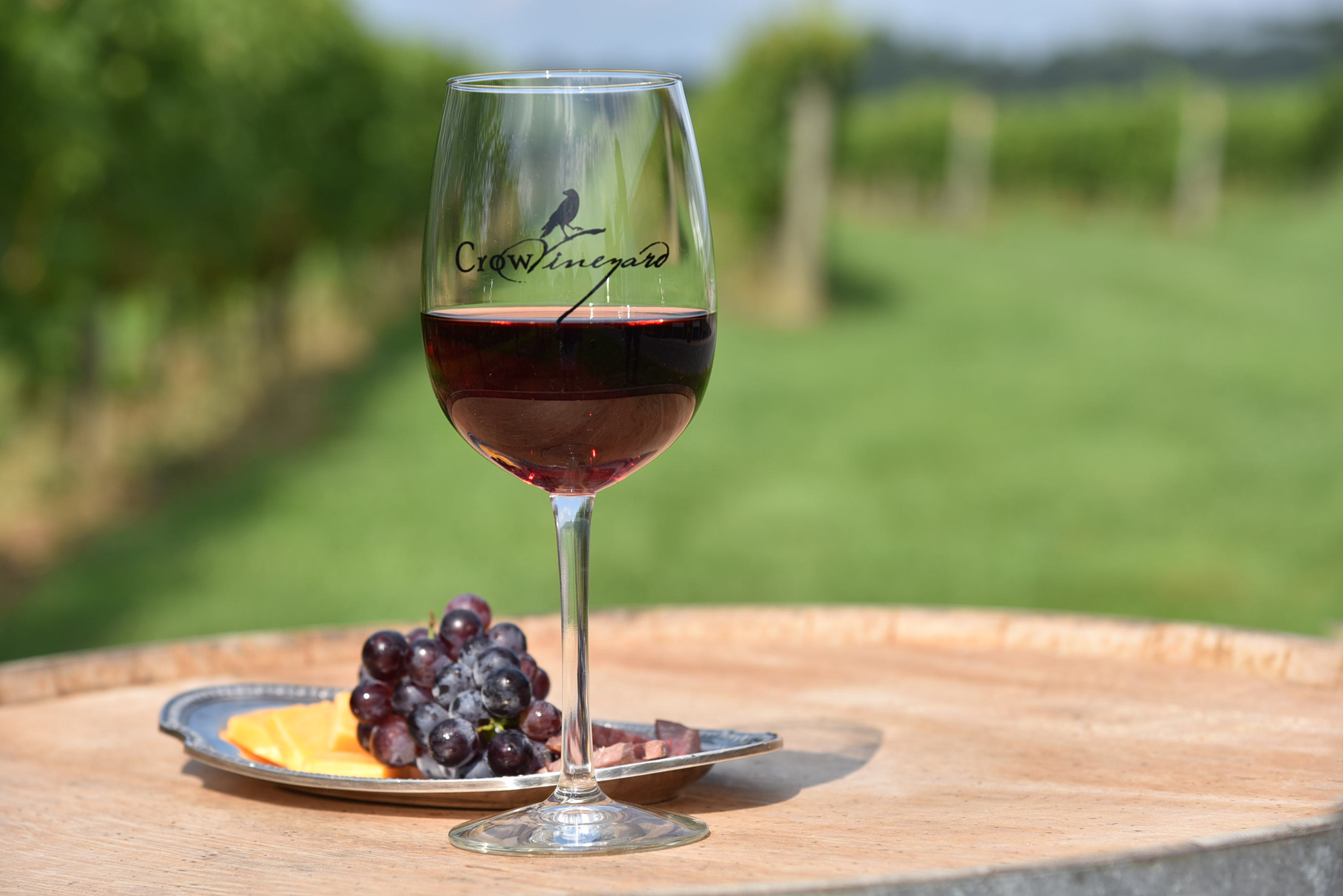 Crow Vineyard & Winery Red