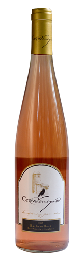 Crow Vineyard & Winery Barbera Rosé