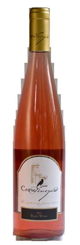 Crow Vineyard & Winery Rosé