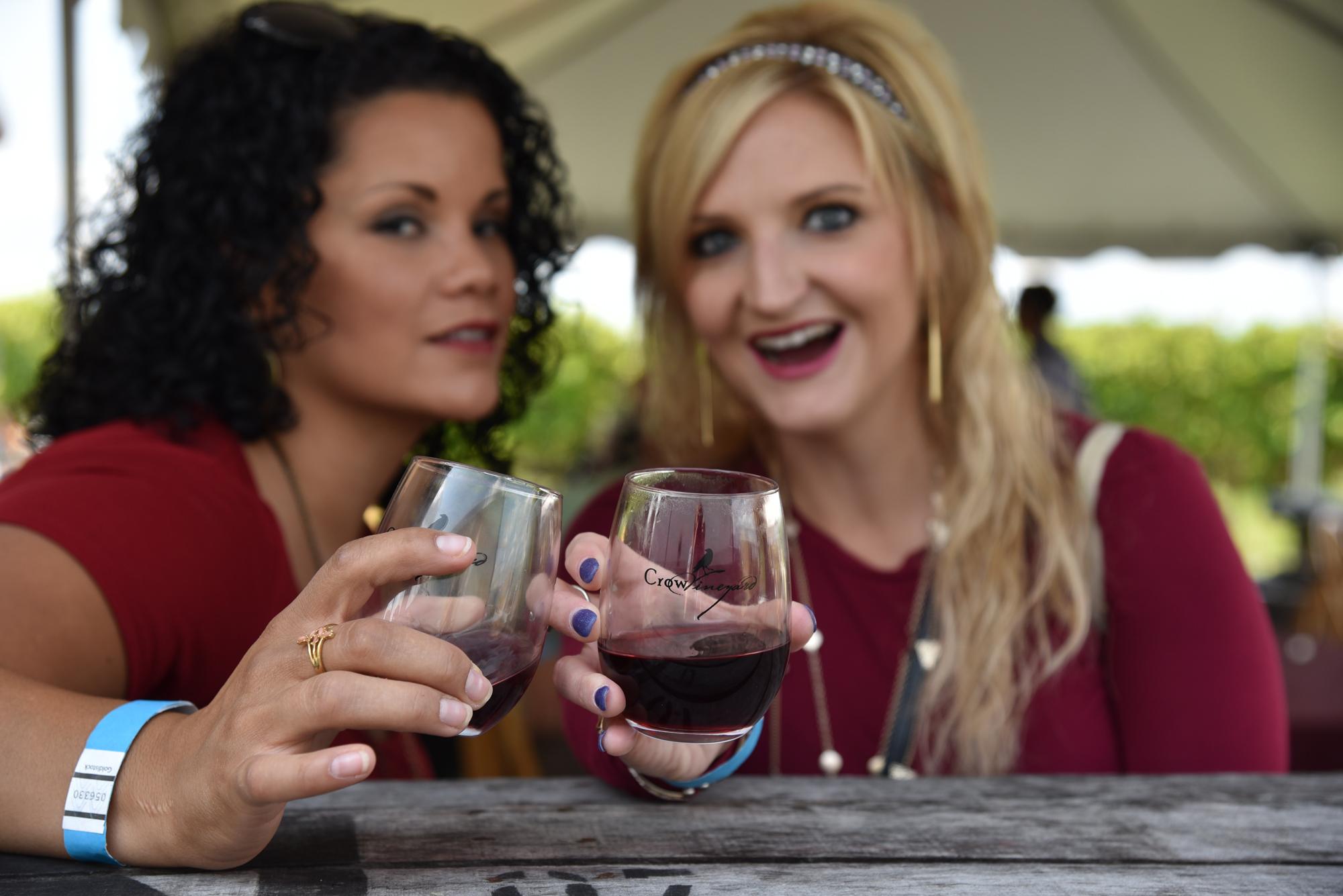 Crow Vineyard & Winery Red Wine