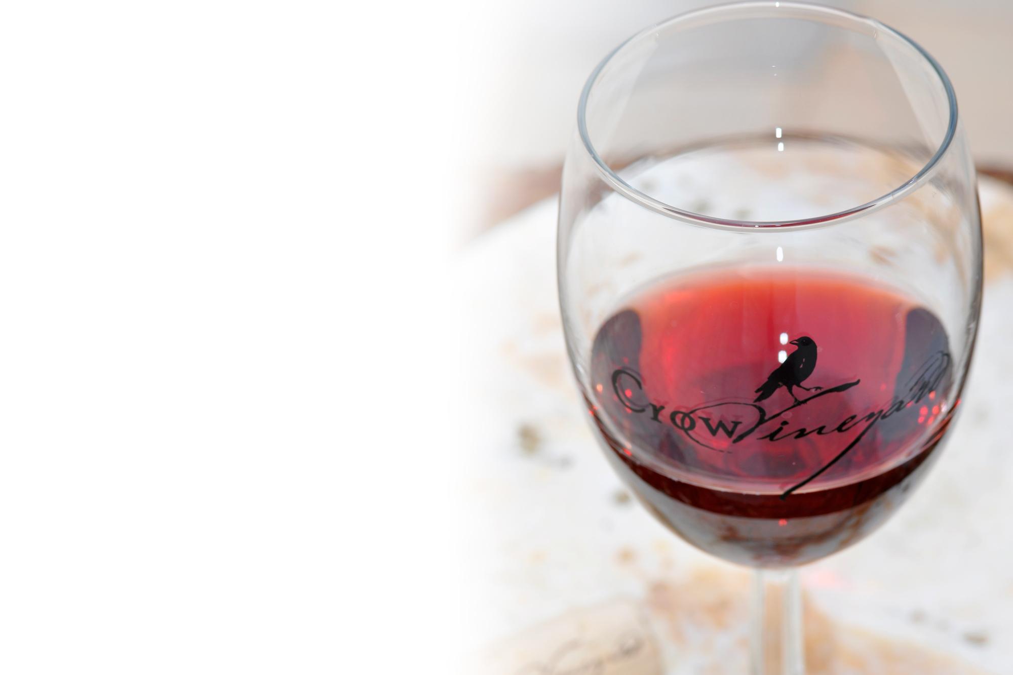 Crow Vineyard & Winery Merlot
