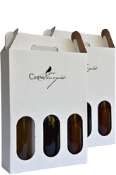 Crow Vineyard & Winery Wine Club pick up