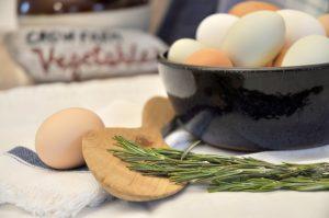 Crow Farm to Table Eggs