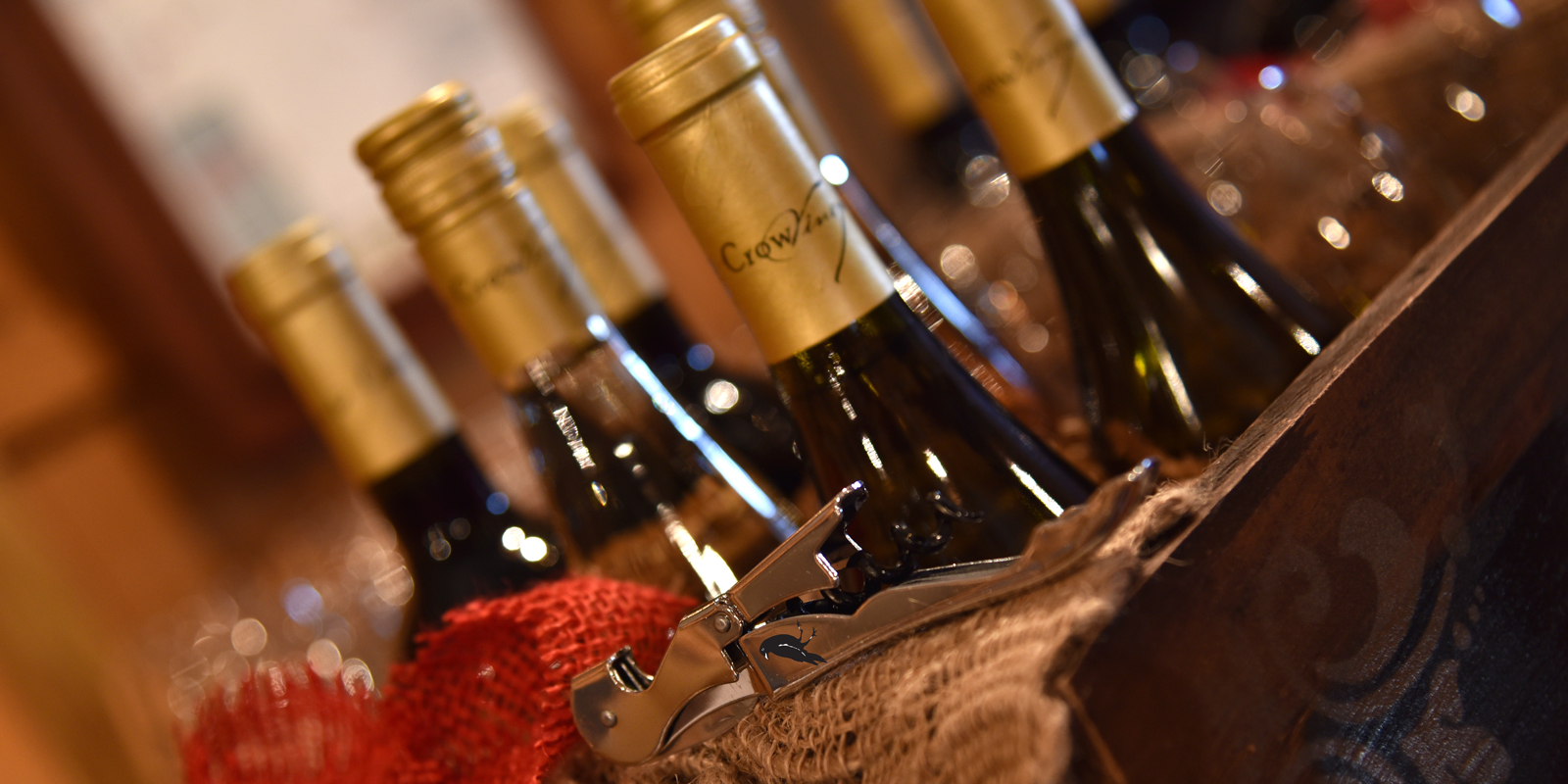 The Wine Pact Reviews Crow Vineyard