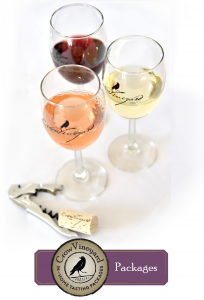 Crow In-Home Tasting Packages
