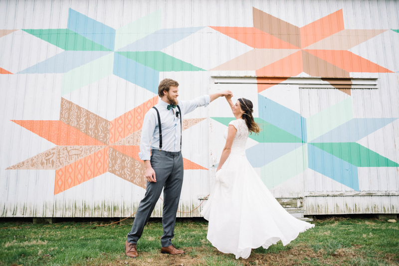 Crow featured on BaM Co-Create – Wedding Inspiration