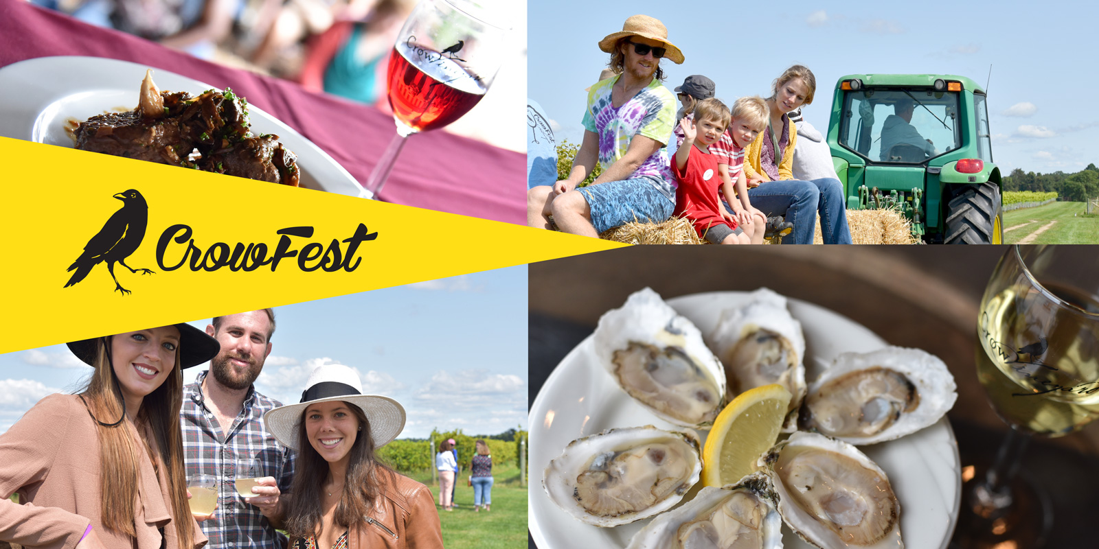CrowFest at Crow Vineyard and Winery