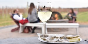 Crow Vineyard & Winery Food and Wine Pairings