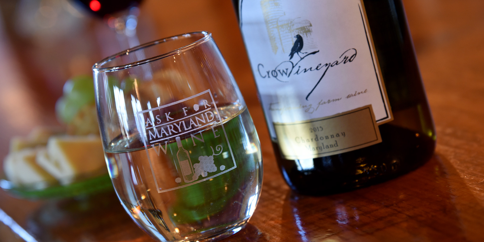 Maryland Wine Month at Crow Vineyard & Winery